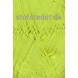 Cotton 8 Hjertegarn i Lime-20