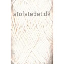 Cotton 8/8 Hjertegarn i Off-white-20
