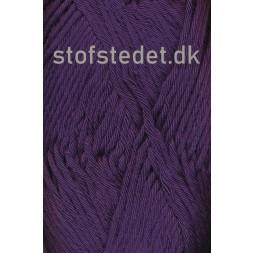 Cotton 8/8 Hjertegarn i Mørkelilla-20