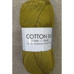 Bomuldsgarn Cotton 165 tone-i-tone i okker-20