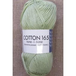 Bomuldsgarn Cotton 165 tone-i-tone i mint-20