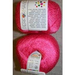 Garn Cotton Twinkle bomuld/viskose i pink-20