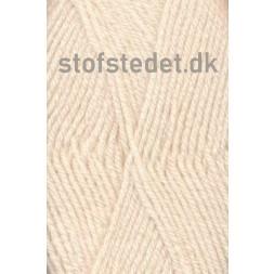 Deco uld/acryl i Off-white | Hjertegarn-20