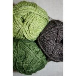 Deco oliven/mørkebrun/mosgrøn-20