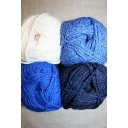 Deco off-white/kobolt blå/mørkeblå-20