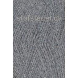 Deco acryl/uld i Lysegrå | Hjertegarn-20