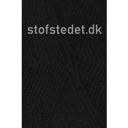 Deco acryl/uld i Sort | Hjertegarn-20