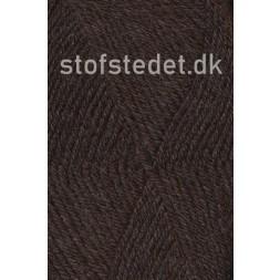 Deco acryl/uld i Mørke brun | Hjertegarn-20