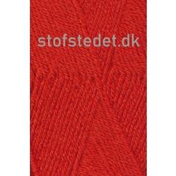 Deco uld/acryl i Støvet Orange-20