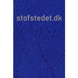 Deco uld/acryl i Kobolt blå | Hjertegarn-20