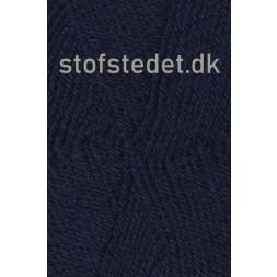 Deco uld/acryl i Mørke blå | Hjertegarn-20