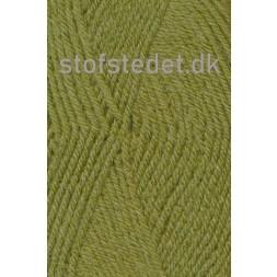 Deco acryl/uld i Oliven/Lime | Hjertegarn-20