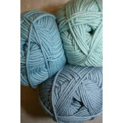 Extrafine Merino 150 Grå-blå/grå-grøn-20