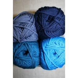 Extrafine Merino 90 blå/turkis-20