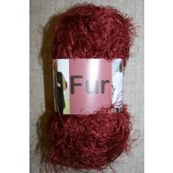 Fur Pels garn, rust-20