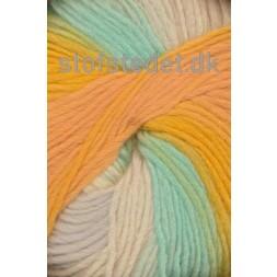 Incawool lys orange/mint/lysegul-20