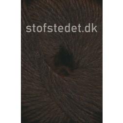 Incawool i 100% uld fra Hjertegarn i mørkebrun-20