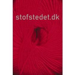 Incawool i 100% uld fra Hjertegarn i rød-20