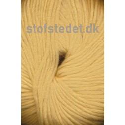 Incawool i 100% uld fra Hjertegarn i lys gul-20