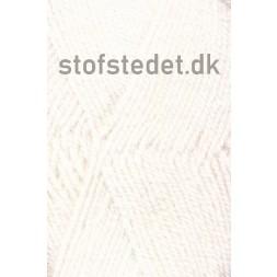 Jette acryl garn i Hvid | Hjertegarn-20
