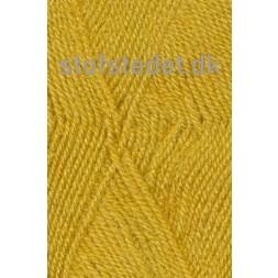 Jette acryl garn i Okker-gul | Hjertegarn-20