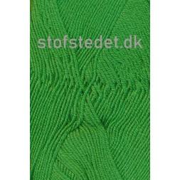 Lana Cotton 212 Uld-bomuld i Græsgrøn-20
