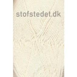 Lana Cotton 212 Uld-bomuld i Knækket hvid-20