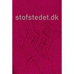 Lana Cotton 212 Uld-bomuld i Mørk pink-20