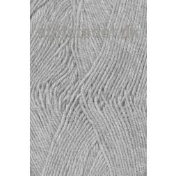 Lana Cotton 212 Uld-bomuld i Lysegrå-20