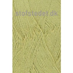 Lana Cotton 212 Uld-bomuld i Lys gul-grøn-20