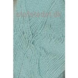 Lana Cotton 212 Uld-bomuld i meleret Lys Aqua-20