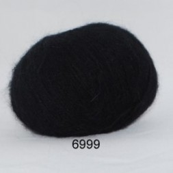 Hjerte Light Mohair fv. 6999 i sort-20