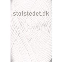 Merino Cotton Uld/bomuld i Knækket hvid-20