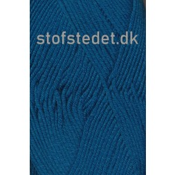 Hjertegarn | Merino Cotton i Petrol/blå-20