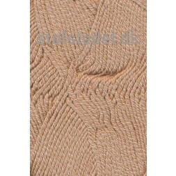 Hjertegarn | Merino Cotton Uld/bomuld i Beige-20