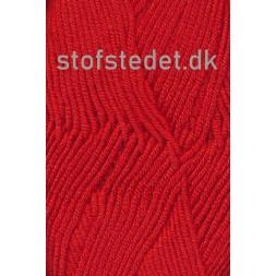 Hjertegarn | Merino Cotton Uld/bomuld i Rød-20