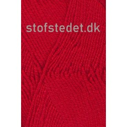 Hjertegarn | Merino Cotton Uld/bomuld i Postkasse rød-20