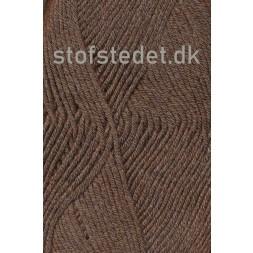 Merino Cotton Uld/bomuld i Brun-20