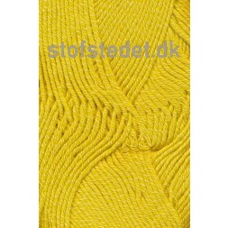 Hjertegarn | Merino Cotton Uld/bomuld i Støvet gul-20