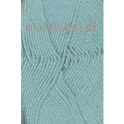 Hjertegarn | Merino Cotton Uld/bomuld i Aqua-20