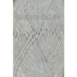 Hjertegarn | Merino Cotton Uld/bomuld i Lysegrå-20