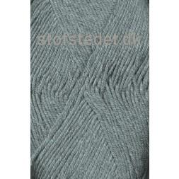 Hjertegarn | Merino Cotton Uld/bomuld i Grå-20