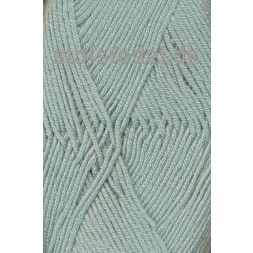 Merino Cotton Uld/bomuld i Lys støvet grøn-20