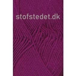 Merino Cotton Uld/bomuld i mørk cerisse-20