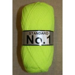 Acrylgarn No 1, neon gul-20