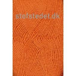 Perle Acryl | Akrylgarn fra Hjertegarn i orange-20