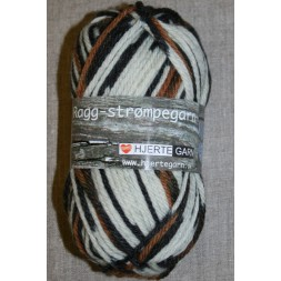 Ragg strømpegarn Safari off-white-20