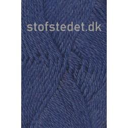 Ragg strømpegarn i denimblå-20