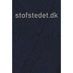 Ragg strømpegarn i mørkeblå-20
