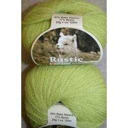 Rustic Baby Alpaca, lys lime-20